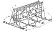 Склад-пирамида 3м