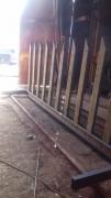 Кассетница для складирования опалубки 1800*4600*1600