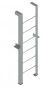 Лестница-стремянка Н-4,2
