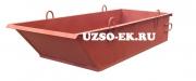 Тара для раствора и сыпучих стройматериалов ТР-2м3