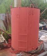 Бак для нагрева воды утеплённый V-2,0м3