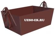 Ящик каменщика для раствора с цепями ТРЦ-0.25