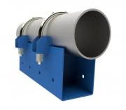 Опора трубопровода подвижная приварная тип ОПХ3
