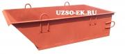 Тара для раствора и сыпучих и жидких стройматериалов ТР-1,5м3