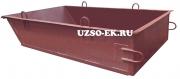 Тара для раствора и сыпучих стройматериалов ТР-3м3
