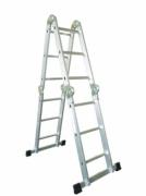 Лестница-трансформер 4-х секц. 3 ступени