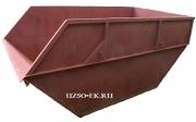 Контейнер для бытовых и промышленных отходов V-8м.куб